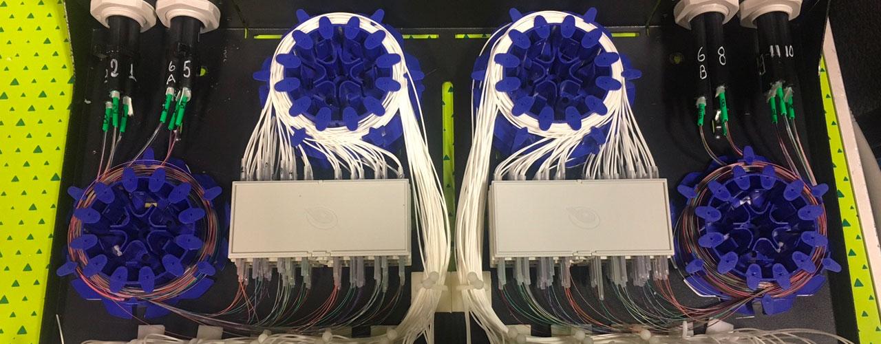instalacion fibra optica alta potencia Madrid los mejores equipos