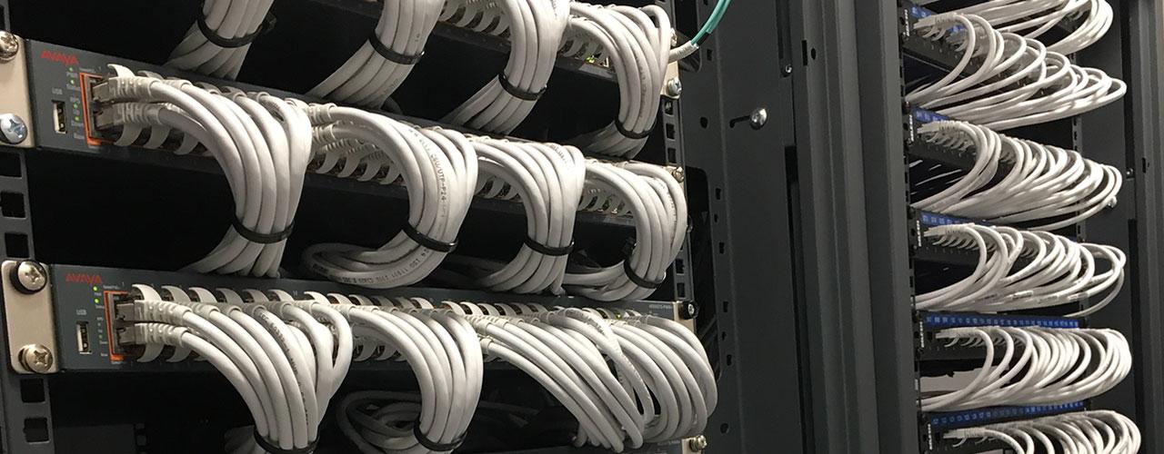 cable de red estructurado Madrid